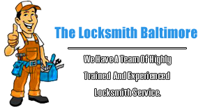 The Locksmith Baltimore Logo